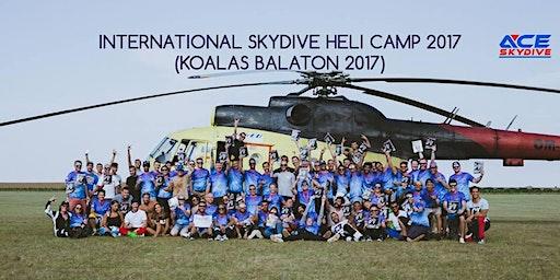 International Skydive Heli Camp 2020