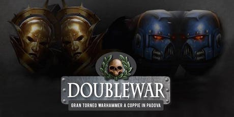 Double War - Torneo a coppie biglietti