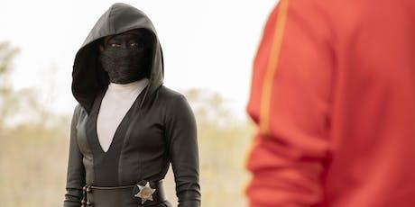 Seriencamp: Watchmen tickets