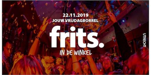 Frits 3 jaar in Utrecht!