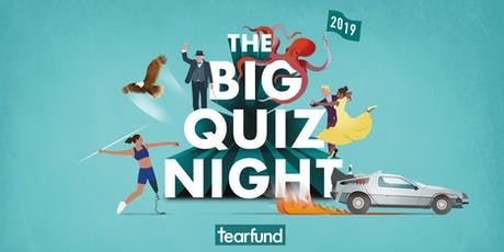 The Big Quiz Night @St Mary's Bletchley tickets