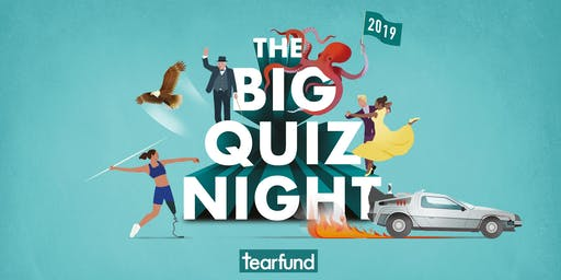 The Big Quiz Night @St Mary's Bletchley