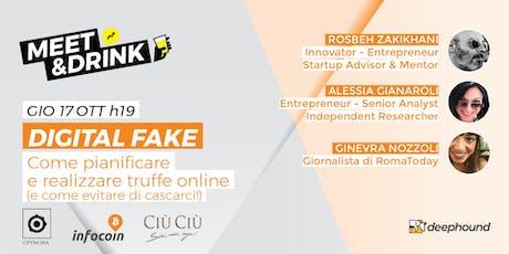 Digital fake biglietti