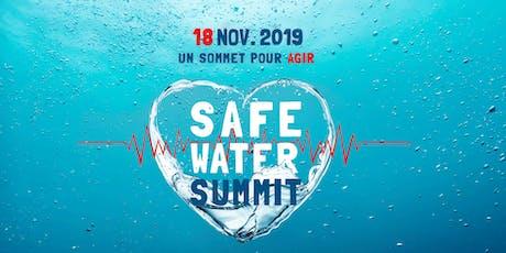 Safe Water Summit 2019 tickets