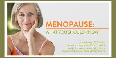 Menopause: What you should know