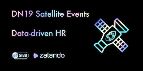 Data-Driven HR tickets