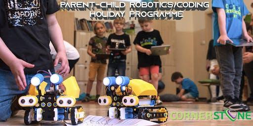 Parent-child Robotics/Coding Holiday Programme