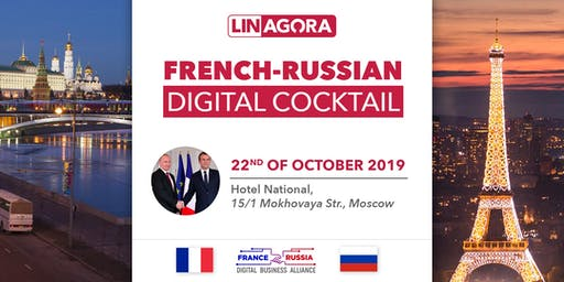 French-Russian cocktail dedicated to digital