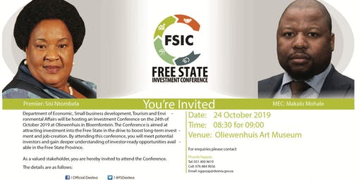 Free State Investment Conference 2019