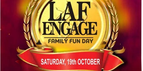 LAF Engage - Family Fun Day tickets
