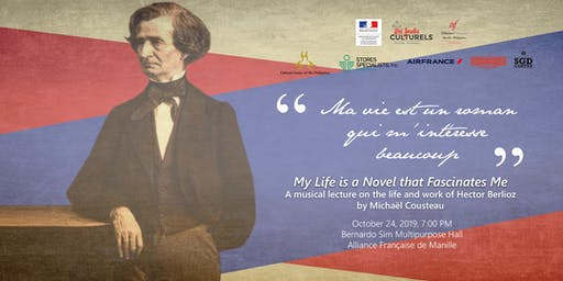 Les Jeudis Culturels - My Life is a Novel that Fascinates Me