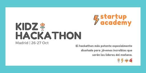 Kidz Hackathon de Startup Academy