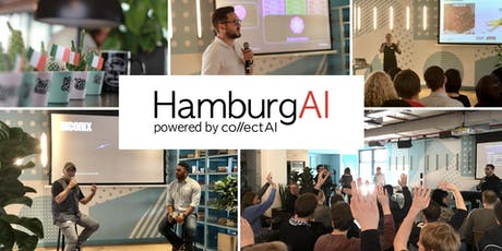 HamburgAI #10: Artificial Intelligence Talks & Networking tickets
