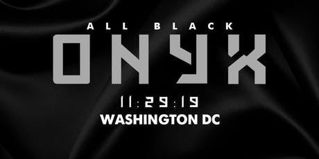 ONYX II - The All Black Affair tickets