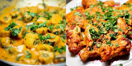 The East African - Indian Supper Club @ London Cooking Project, 20/11 tickets