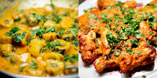 The East African - Indian Supper Club @ London Cooking Project, 21/11