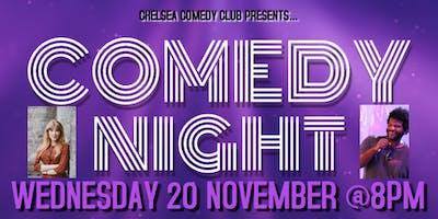 Linz Stand-Up Comedy Night - November