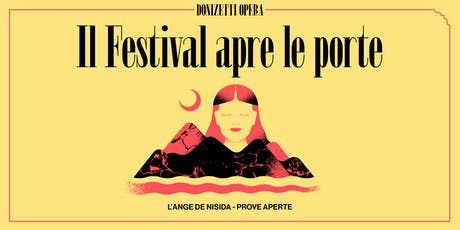 L'ange de Nisida - giovedì 24 ottobre - Prove aper biglietti