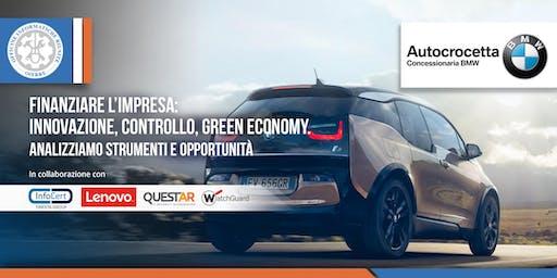 Finanziare l'impresa: innovazione, controllo, green economy.