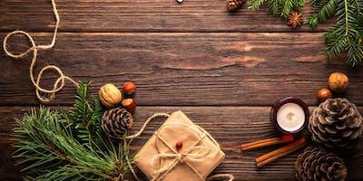 Christmas Wreath Making at Jupiter