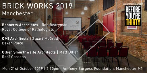 Brick Works 2019, Manchester