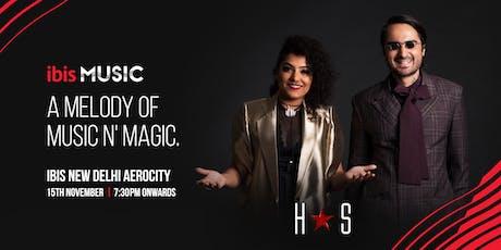 ibis MUSIC - Delhi with HARI ★ SUKHMANI tickets