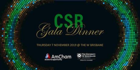 CSR Gala Dinner 2019 tickets