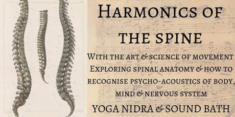 Harmonics of the spine tickets