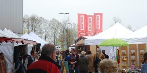 "Großer Herbstmarkt bei WEKO in Rosenheim ""park&art"""
