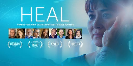 HEAL Documentary Screening + 2 Live Healing Stories