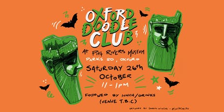Oxford Doodle Club: October Meet Up! tickets
