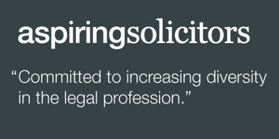 Aspiring Solicitors Application + CV Workshop