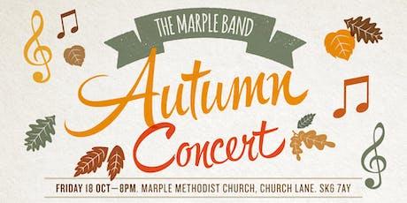 Marple Band Autumn Brass Band Concert tickets