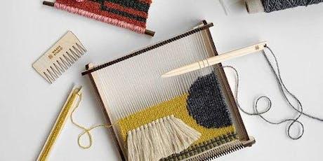 Intermediate Weaving 25.01.2020 tickets