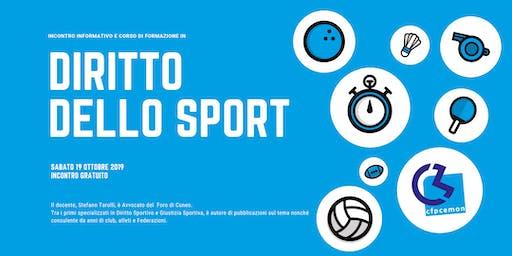 Diritto dello sport