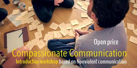 Introduction workshop on NonViolent Communication (mainly English) tickets