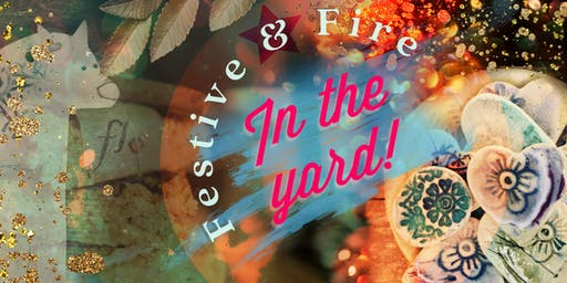 Festive & Fire: Autumn gathering in the Yard!