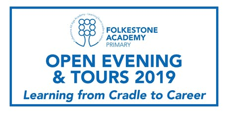 Folkestone Academy Primary Open Evening & Tours tickets