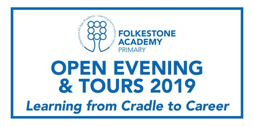 Folkestone Academy Primary Open Evening & Tours