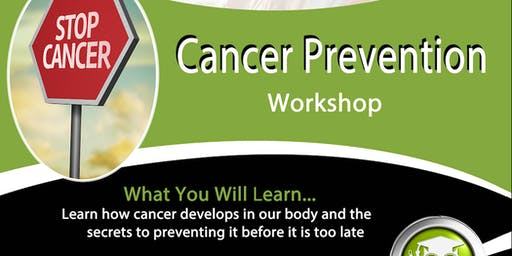 Elevation Health Cancer Prevention Workshop