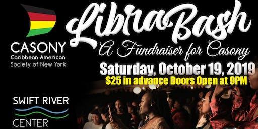 Libra Bash - Fundraiser for CASONY, Inc.