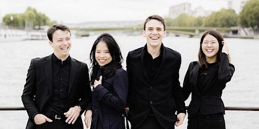 Meistersolisten im Isartal 1/2020: Quatuor Hermès