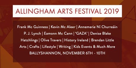 Allingham Arts Festival 2019 tickets