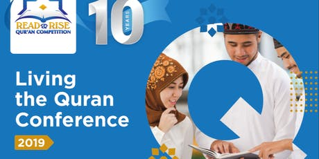 Living the Quran conference 2019 tickets