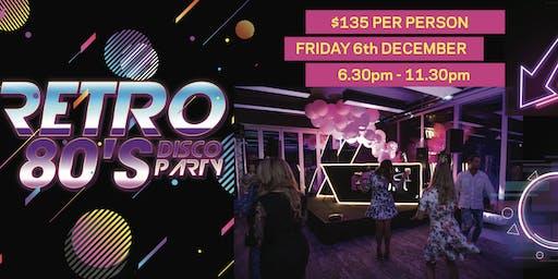 80's Retro Christmas Party