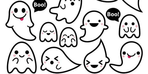 Ghostly Ghouls - Family Craft Workshop