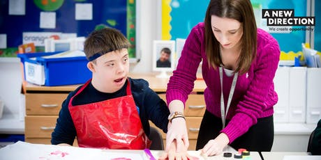 Artsmark Connects: SEND Pupil Voice in the Arts tickets