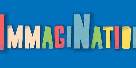 IMMAGINATION - Nazioni ideali identità reali biglietti