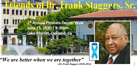 Friends of Dr. Frank Staggers, Sr. tickets