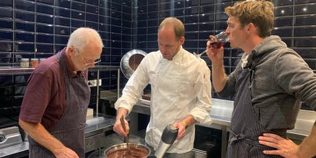 Make your own Chocolate with Tino Wolter Tickets